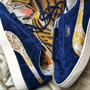 Puma suede made in Japan size new size 9
